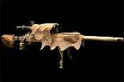 McRee Accessory, Rifle Ghillie