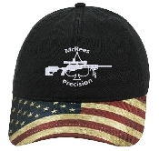 McRees Precision Logo USA Ball Cap